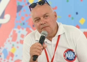 Дмитрий Киселев: Стать на сторону прогресса