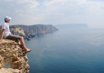 Крым вошел в ТОП-3 туристических направлений России