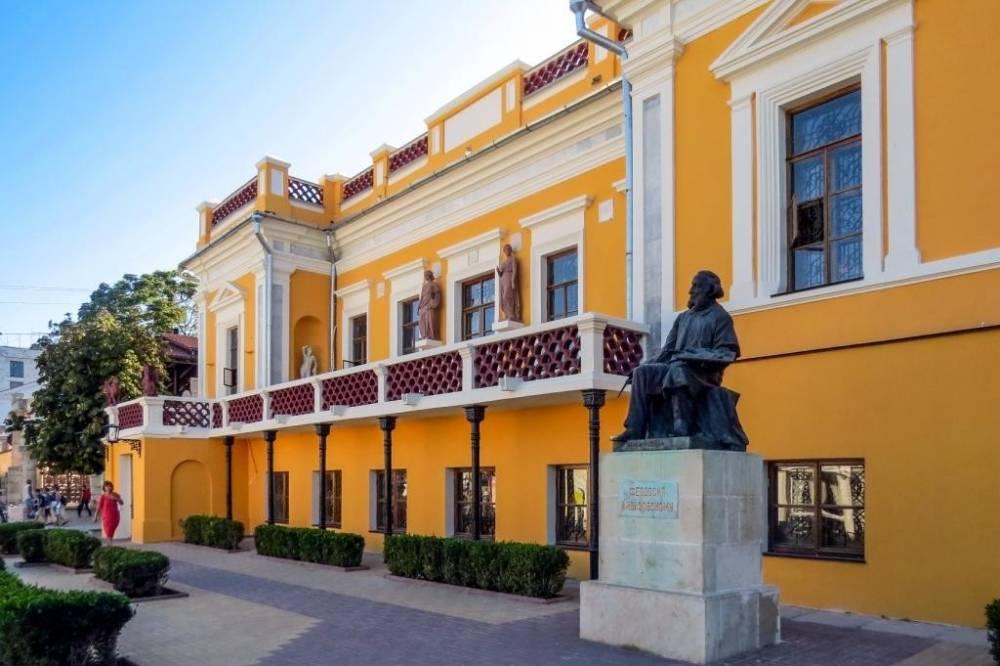 Галерея Айвазовского останется в Крыму