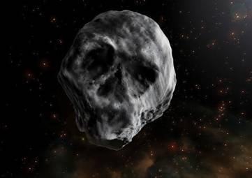 В воскресенье к Земле приблизится астероид