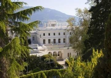 Власти хотят продать санаторий на территории Ливадийского парка