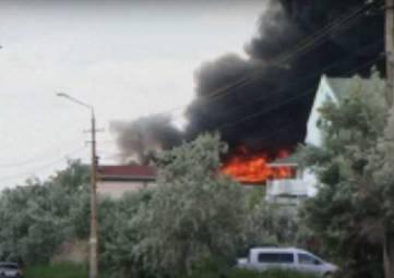 В Крыму хозяин пансионата, где горели туристы, отделался штрафом