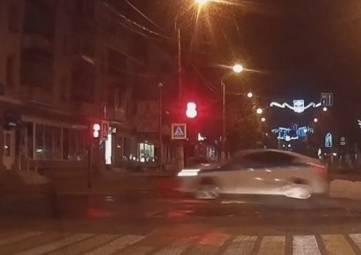 Дорожники ответят за летающее авто ГИБДД в Симферополе