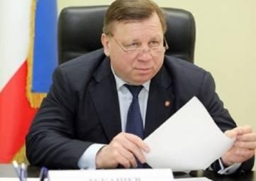 Лукашёв досрочно отправлен в отставку с поста главы администрации Симферополя
