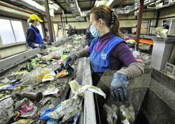 Два мусоросортировочных завода