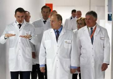 Путин призвал регионы принять меры против завышенных цен на лекарства