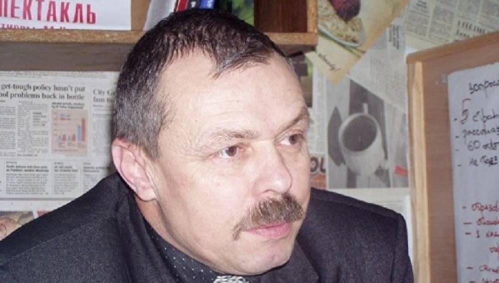 Василия Ганыша приговорили на Украине к 12 годам тюрьмы