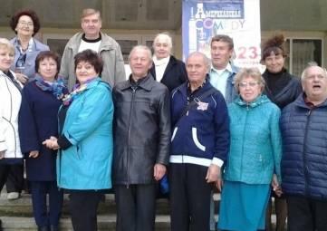 В Орджоникидзе состоялся I региональный фестиваль «Ретро Крым»
