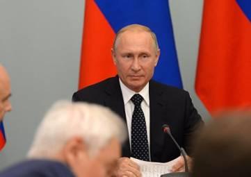 Путин едет в Крым