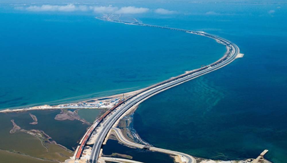 Крымский мост уронят на украинцев — и это не выдумки