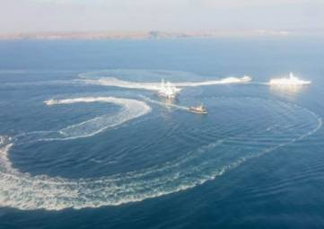ЕС и НАТО призывают все стороны к сдержанности в Азовском море