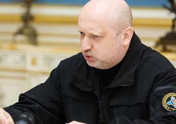 СНБО рассмотрит вопрос о введении военного положения на Украине - Турчинов