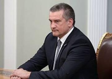 Аксенов заверил, несмотря на инцидент с украинскими кораблями обстановка в Крыму спокойная