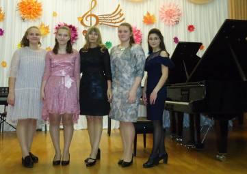 Прошел концерт классической музыки