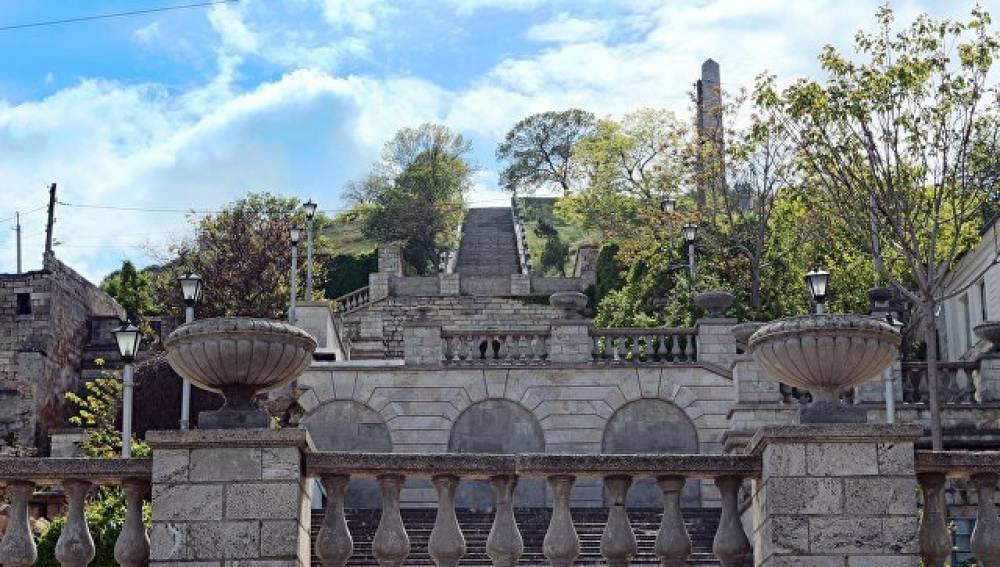Реконструкции быть: одобрено восстановление Митридатской лестницы в Керчи