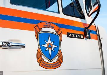На пожаре спасено два человека