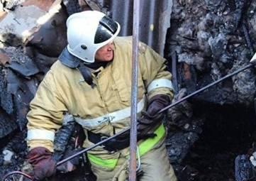 В Армянске из огня спасен мужчина с серьезными ожогами
