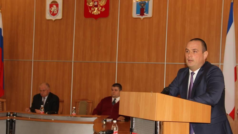 Владимир Титаренко отчитался о своей работе