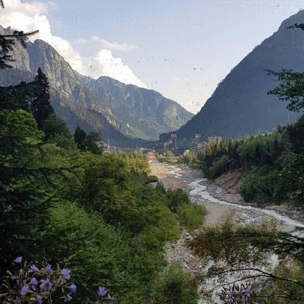 Приглашаем на Кавказ