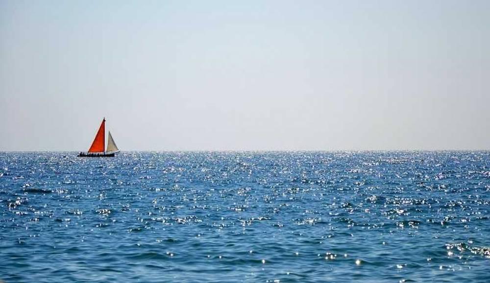 Если слить воду: как выглядит дно Чёрного моря