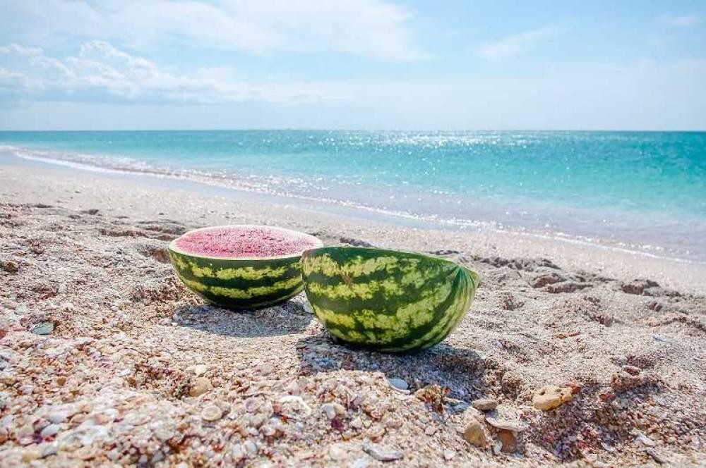 Пляжи в Крыму признаны лучшими в России