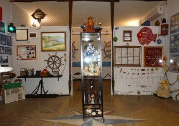 Музей рыболовства открылся в Феодосии