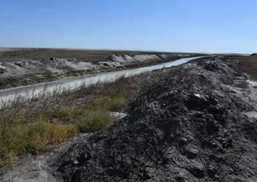 Ликвидация последствий выбросов