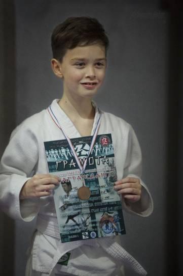 В Феодосии соревновались кудоисты
