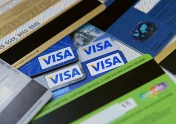 ЦБ выясняет у банков Крыма возможность работы с картами Visa и MasterCard