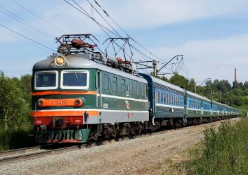 Установлен тариф на проезд в электричках