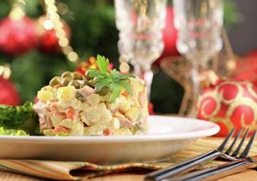 Застольный ТОП: какие новогодние блюда популярны у россиян