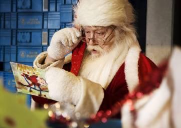 Где принимают письма Деду Морозу
