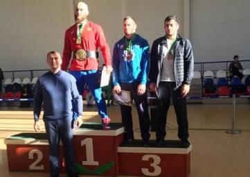 Симферополец Замир Жилоков – бронзовый призер борцовского турнира в Адыгее