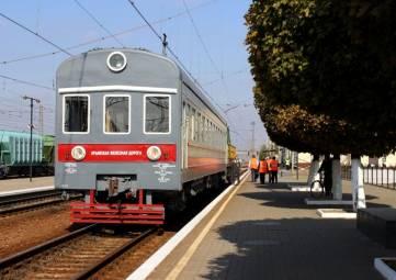 Запустили поезда с модернизированными вагонами
