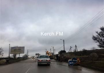 На Куль-Обинском шоссе открыли дорогу