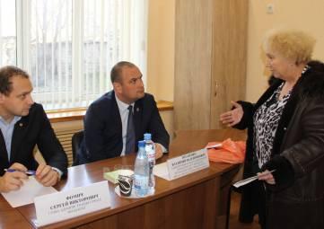 Феодосия присоединилась к Общероссийскому дню приема граждан