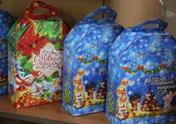 Департамент труда и соцзащиты населения приглашает за новогодними подарками