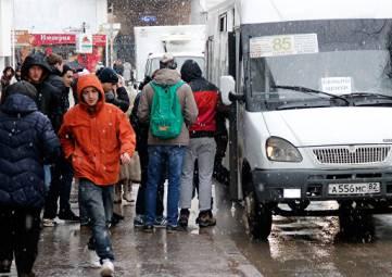 В Симферополе и районе оптимизируют маршрутную сеть