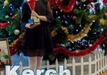 Юная керчанка заняла первое место в республиканском конкурсе «Крым в сердце моем»