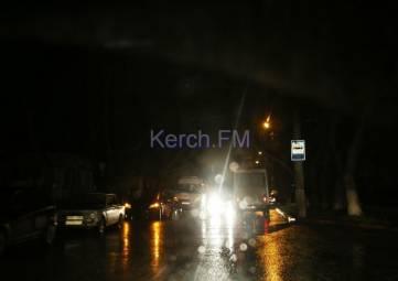 В Керчи в ДТП погиб пешеход (видео)
