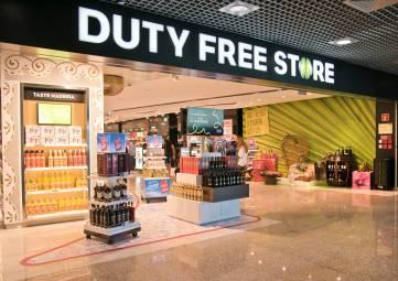 Откроются магазины duty free