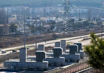 ЧП на содовом заводе: предприятие осталось без света из-за пожара на подстанции