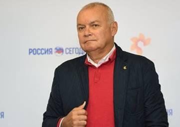 Киселев рассказал, как 5 лет назад стал гендиректором МИА