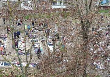 Керчане просят убрать «блошиный рынок» с их дворов