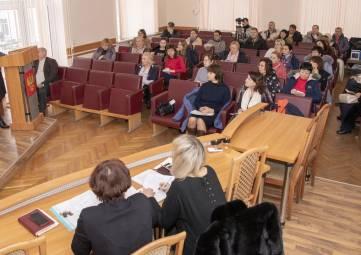 Состоялся информационный семинар для субъектов малого и среднего предпринимательства
