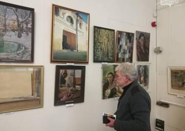 Открылась выставка израильских художниц, - ФОТО