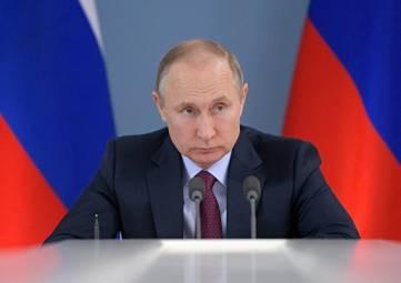 Путин подписал указ о помиловании