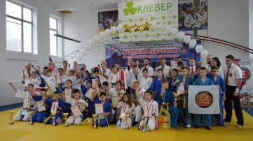 Сильнейшие кудоисты Крыма