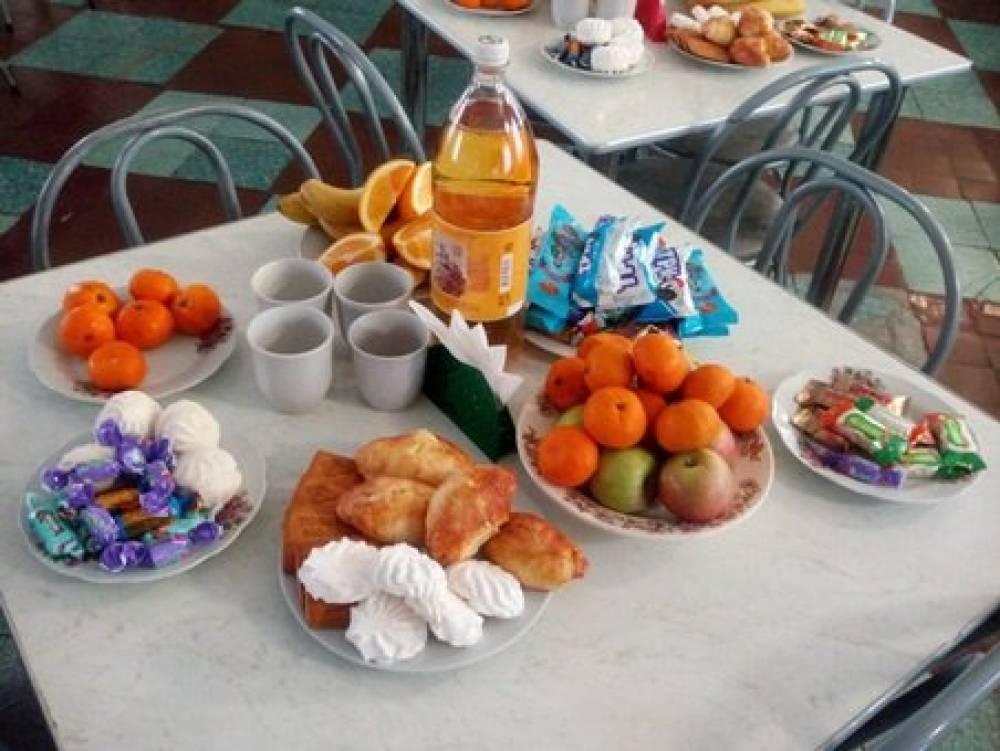 В Керченской школе-интернате отметили День Святого Николая
