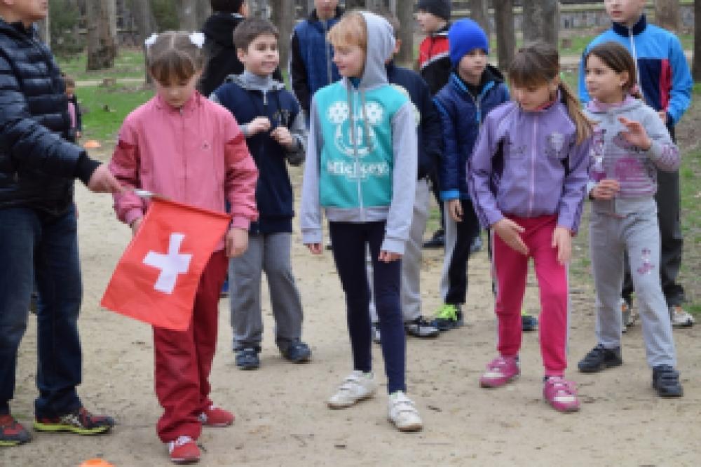 В Феодосии прошел легкоатлетический кросс посвященный «Крымской весне»